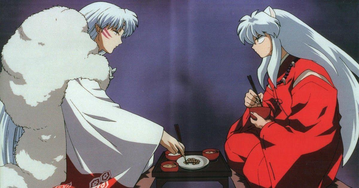 10 Gambar Anime Keren Inuyasha 63 Sesshomaru Wallpapers