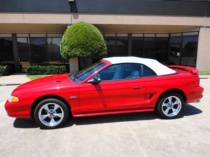 1996 Ford Mustang Gt Repair Problems Cost And Maintenance