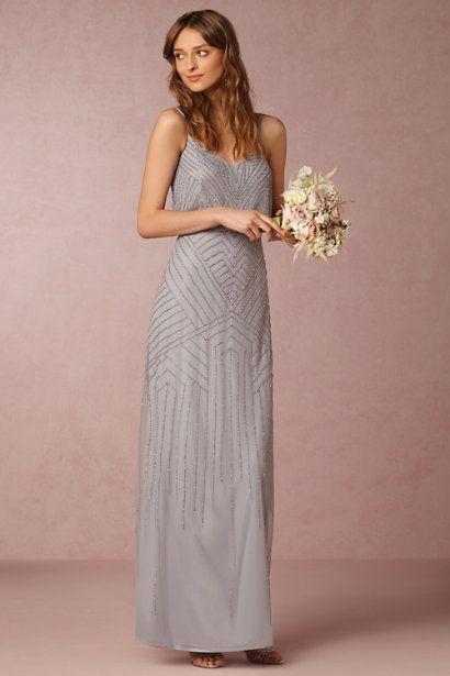 Light Blue Bridesmaid Dresses | Bhldn bridesmaid dresses ...
