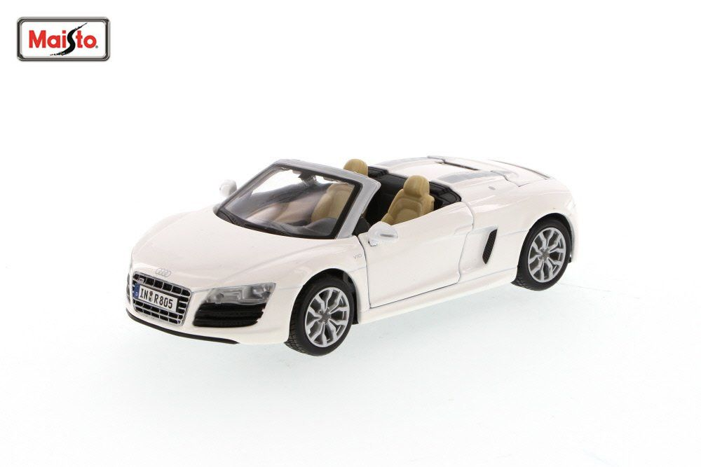 Click To Buy Maisto 1 24 Audi R8 Spyder Diecast Model Car Toy New In Box Free Shipping Affiliate Diecast Model Cars Toy Car Audi R8 Spyder