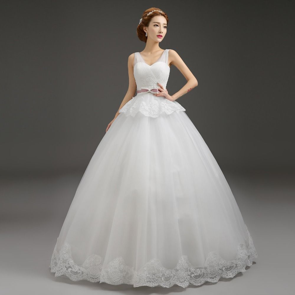 Find more wedding dresses information about new hot sale simple