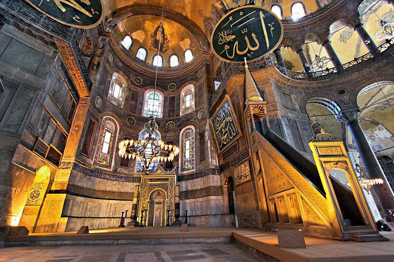Hagia Sophia In Istanbul Hole In The Donut Cultural Travel Hagia Sophia Turkey Tourism Istanbul