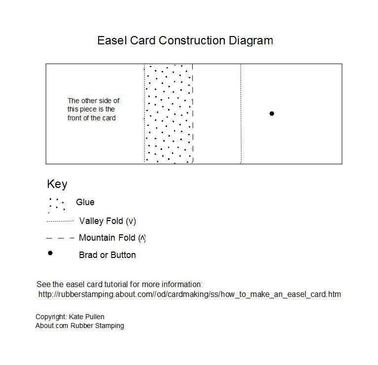 12 Free Printable Templates Easel Cards Card Templates Printable Card Tutorial