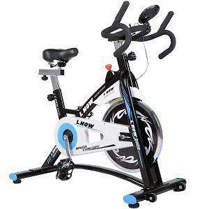L Now Indoor Exercise Bike Indoor Cycling Stationary Bike Belt
