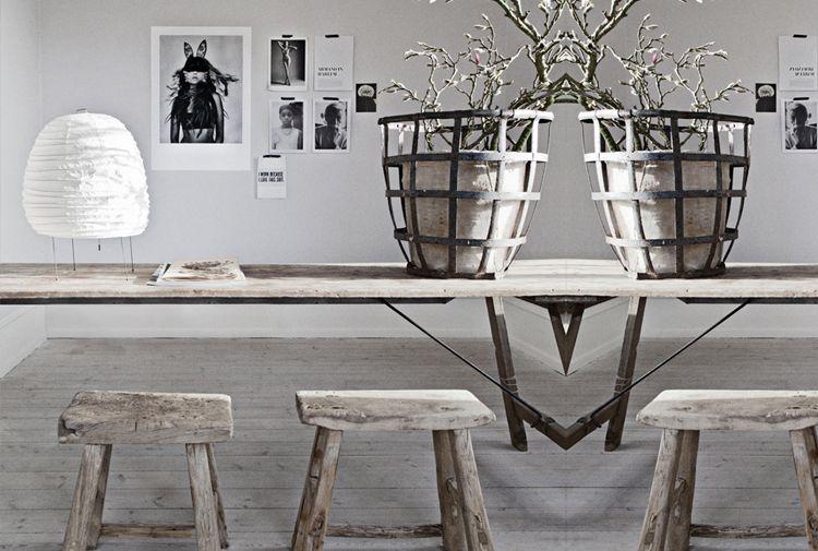 Jouw woonkamer landelijk inrichten: 15 voorbeelden! | HOME ...