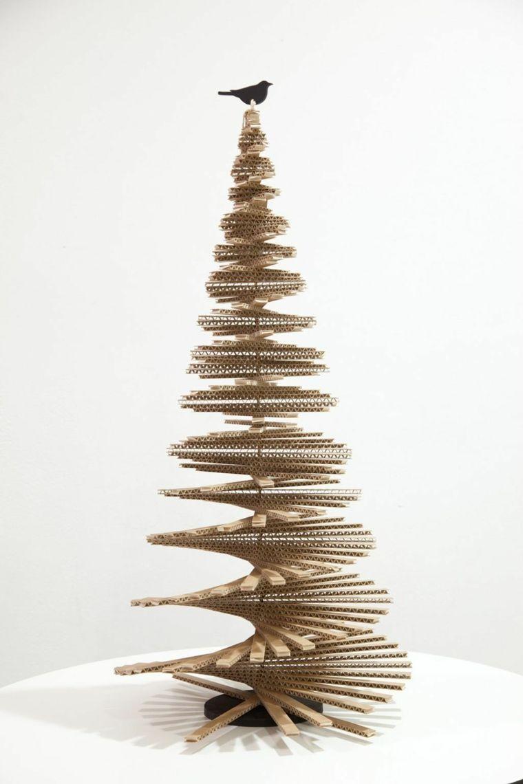 Alberi Di Natale Fai Da Te Originali.Pin Su Addobbi Natalizi