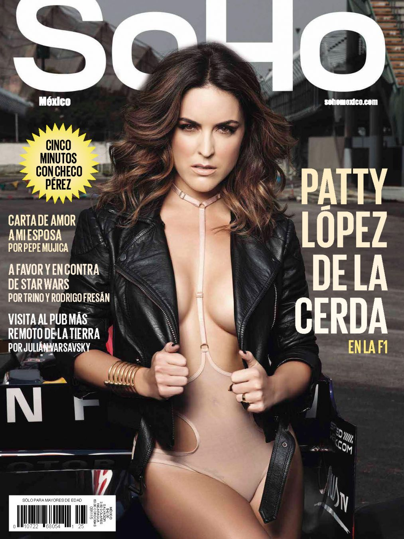Young Patty Lopez de la Cerda nude photos 2019