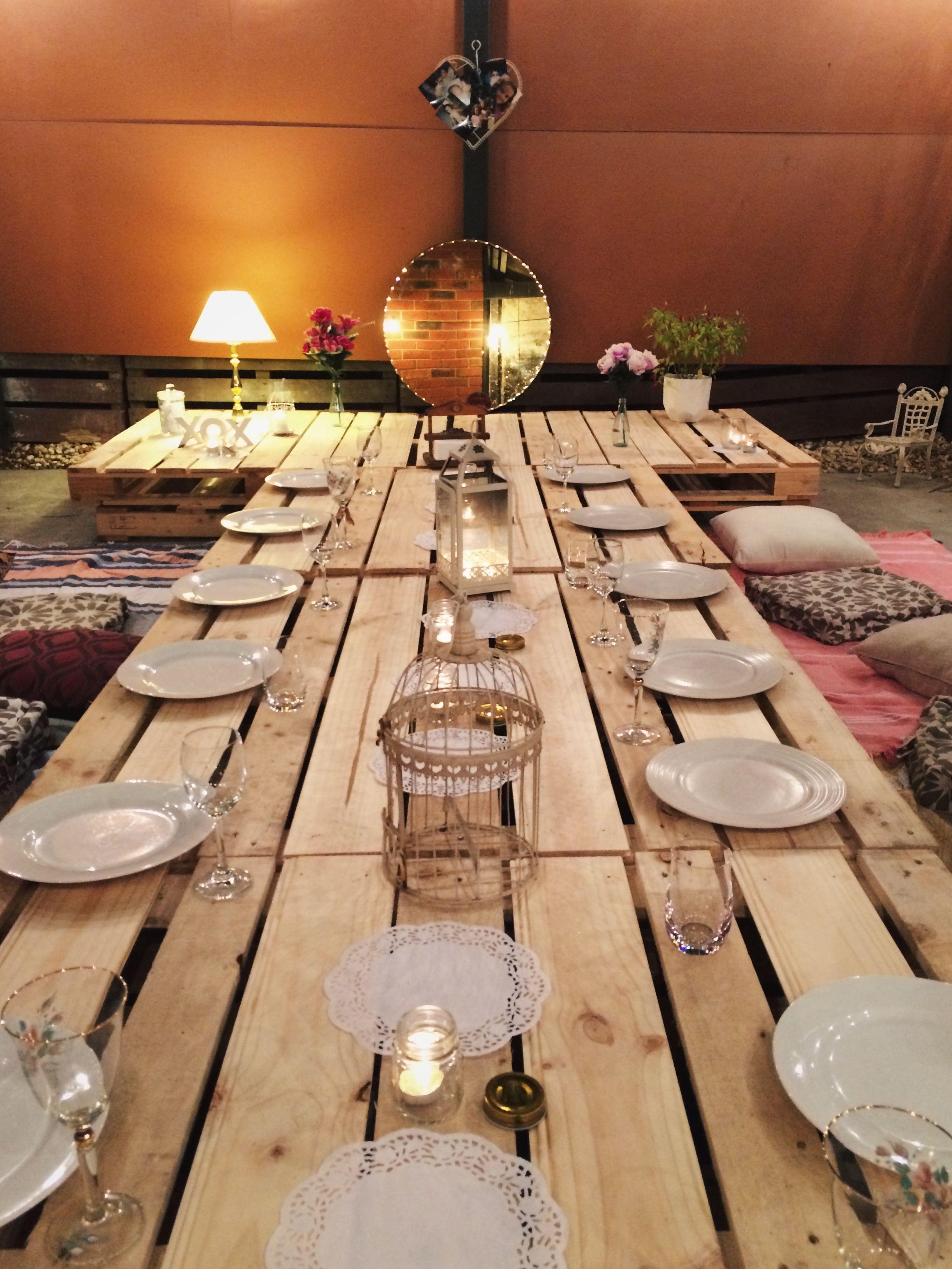 Cute Dinner Party Ideas Part - 19: Cute Boho Dinner Party Idea