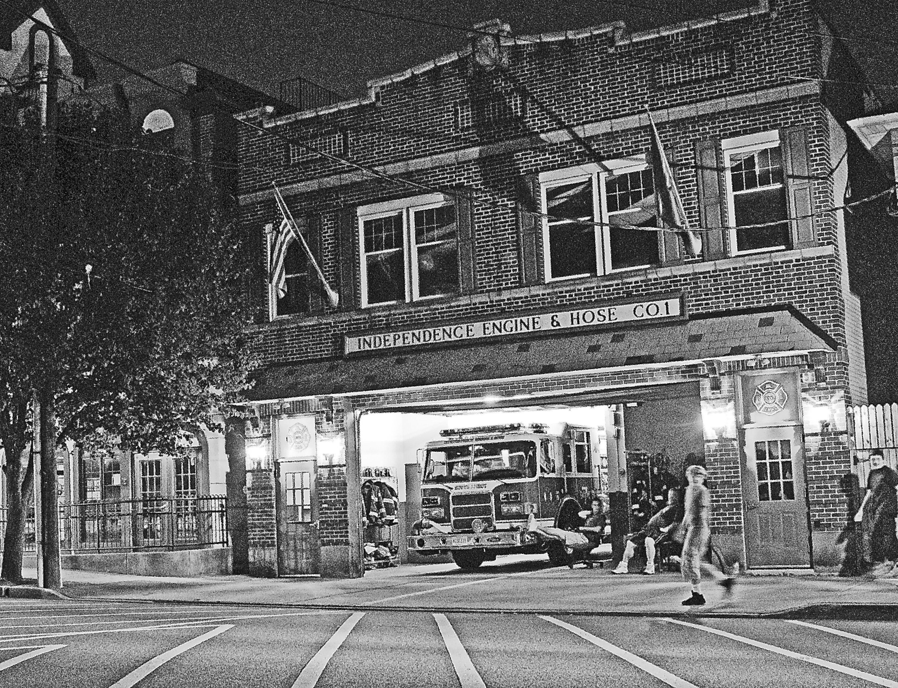 Volunteers (South Amboy NJ) South amboy, Fire trucks