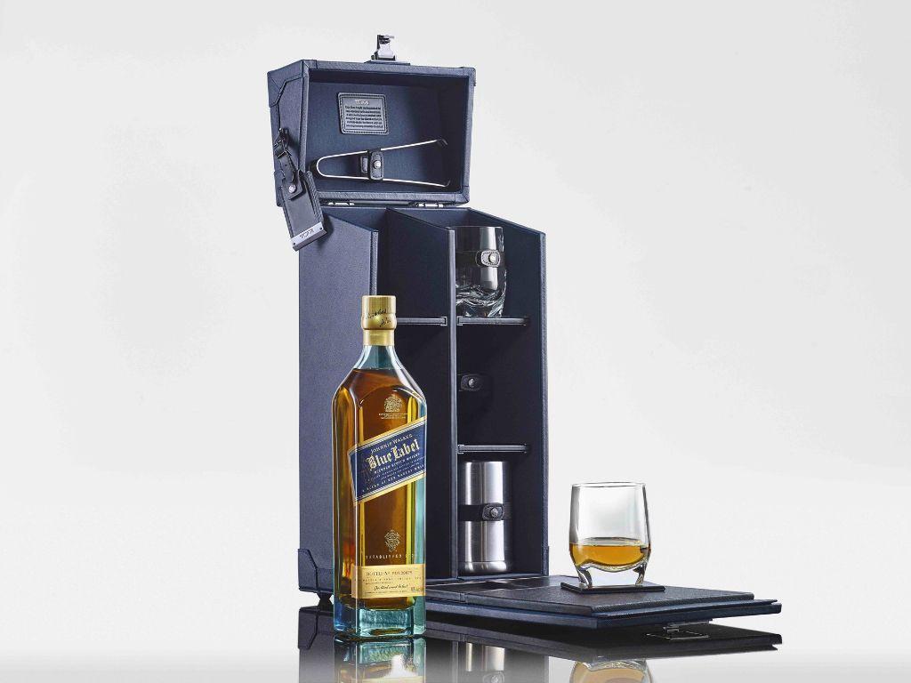Los Amantes Del Whisky Podr N Llevar Su Bebida Favorita A  # Muebles Para Guardar Whisky
