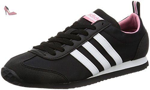 Adidas VS Coneo Qt W, Zapatillas de Deporte para Mujer, Negro (Negbas/Negbas/Negbas), 40 2/3 EU