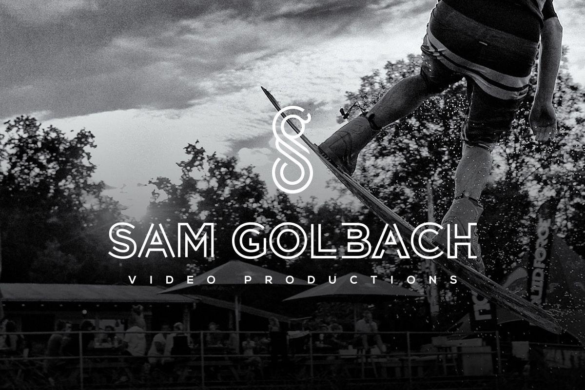 Ello dominique _Logodesign for Sam Golbach Logo