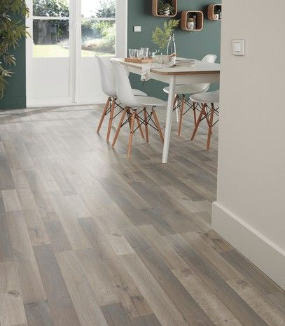 Sol Stratifie A Clipser Ep 8mm Modele Addington Plancher Sol Stratifie Revetement De Sol En Vinyle