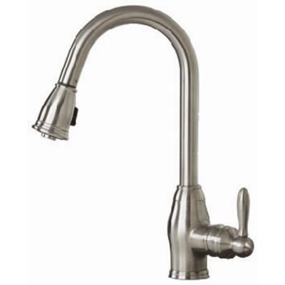 Pegasus Fp0a5013bnv Newbury Pull Down Faucet Brushed Nickel Www