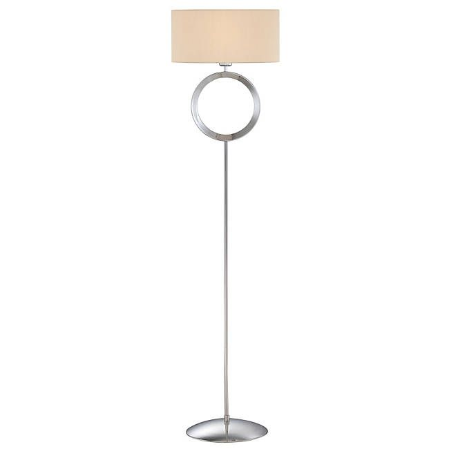 Brock Floor Lamp By Quoizel At Lumens Com With Images Floor Lamp Contemporary Floor Lamps Lamp