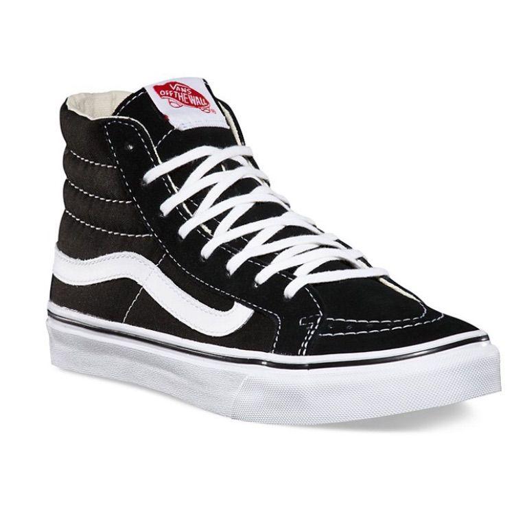 Womens Skate | Vans Sk8 Hi Slim (Check