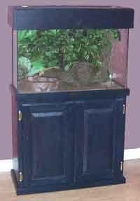 30 Gallon Aquarium Stand Canopy Woodworking Plans