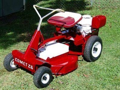 Vintage Mowersga Vintage Mower With Images Lawn Mower Lawn