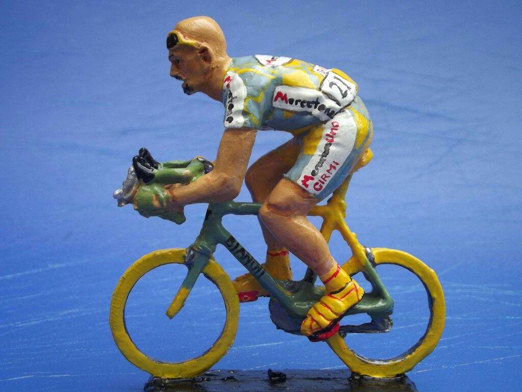 Marco nella miniatura. | Marco Pantani (Mi manca Marco) | Pinterest ...