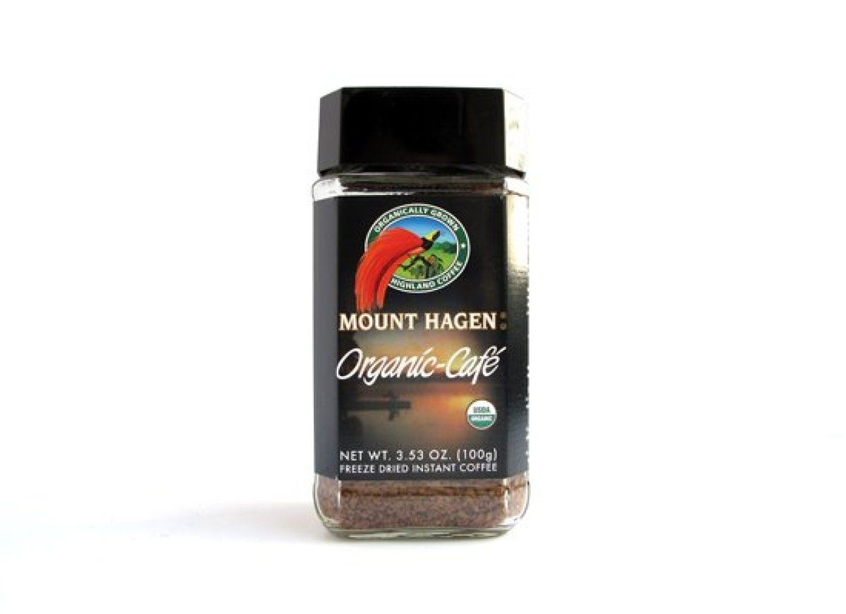 What is the best instant coffee in the world? 94