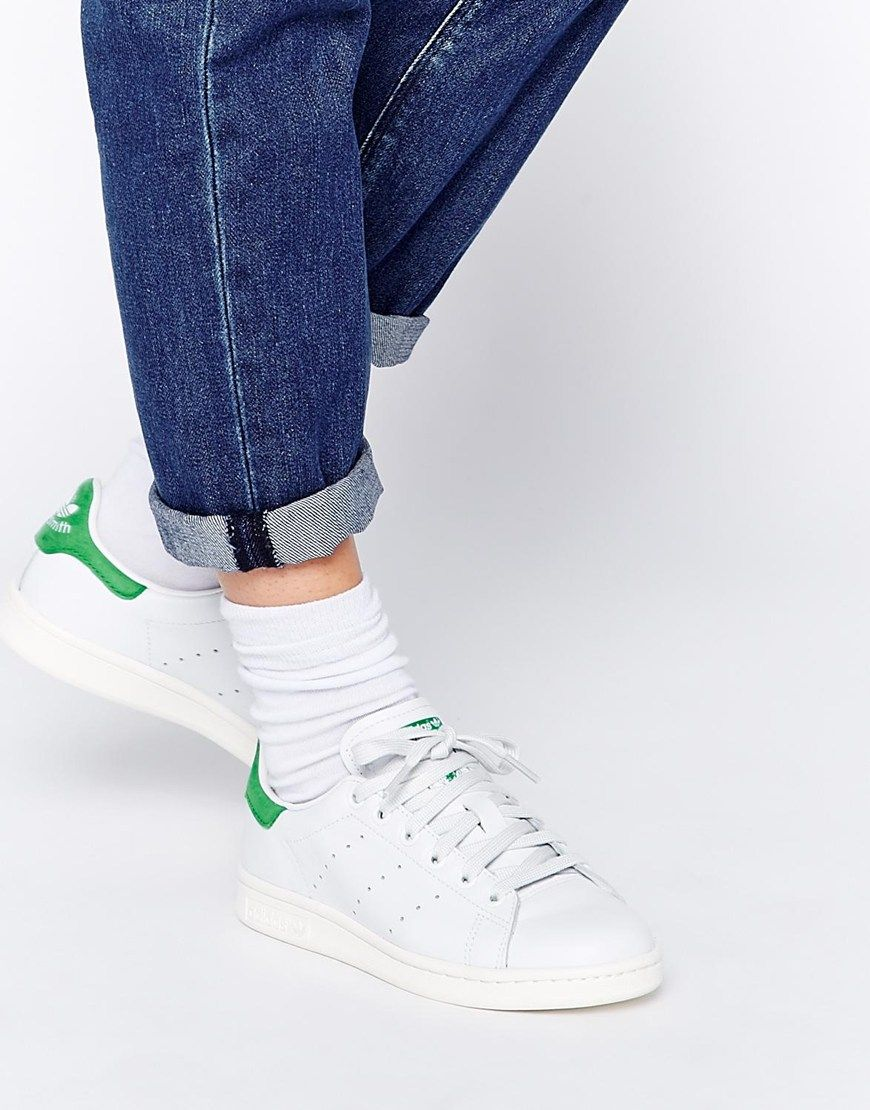 Image 1 of adidas Originals Stan Smith Fairway Trainers
