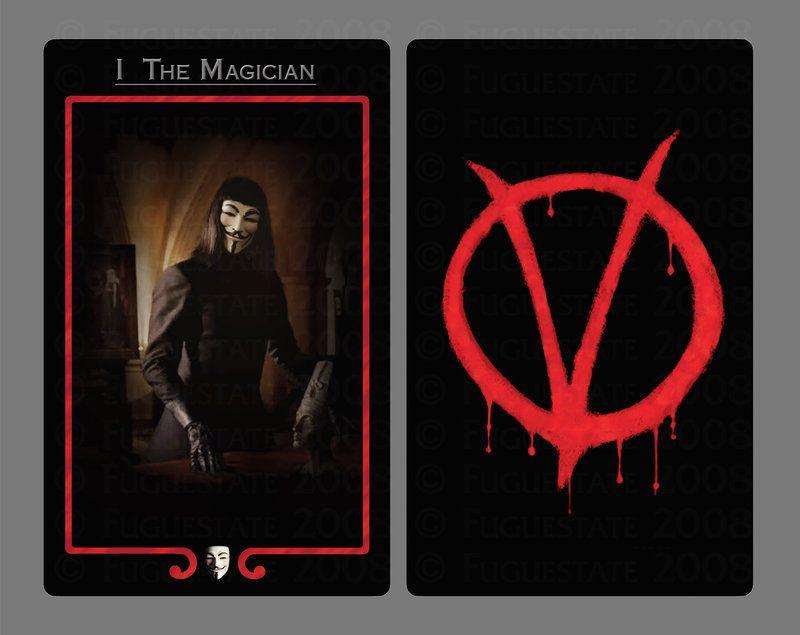 I The Magician By Fuguestate The Magicians V For Vendetta Tarot Major Arcana