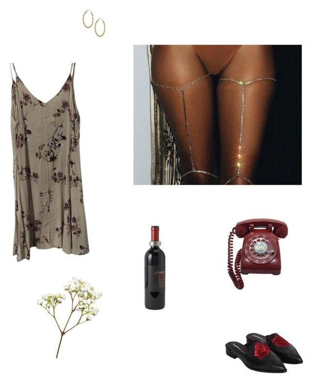 """denial"" by louisesuxx ❤ liked on Polyvore featuring Brandy Melville, Match and ASOS"