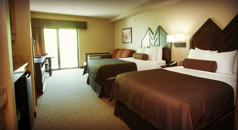 1 Bedroom Family Suite Camelback Resort