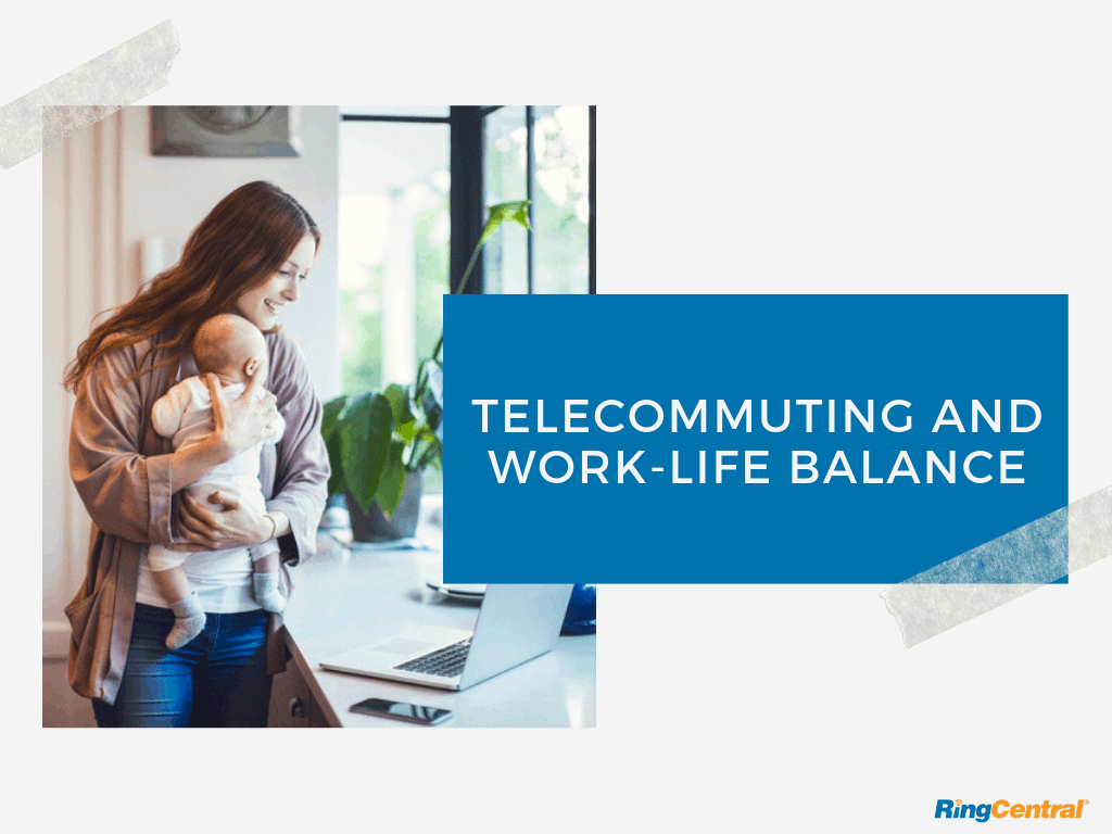 The purpose of both remote working and tends