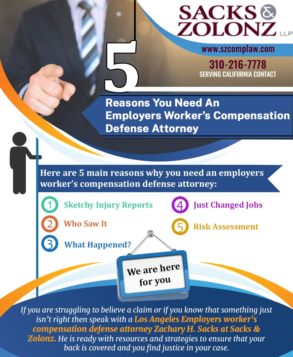 Main Reasons You Need An Employers Worker S Compensation Defense
