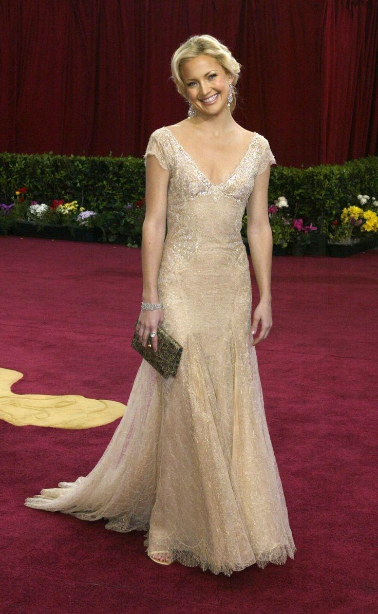 Kate Hudson's 2003 Oscar dress