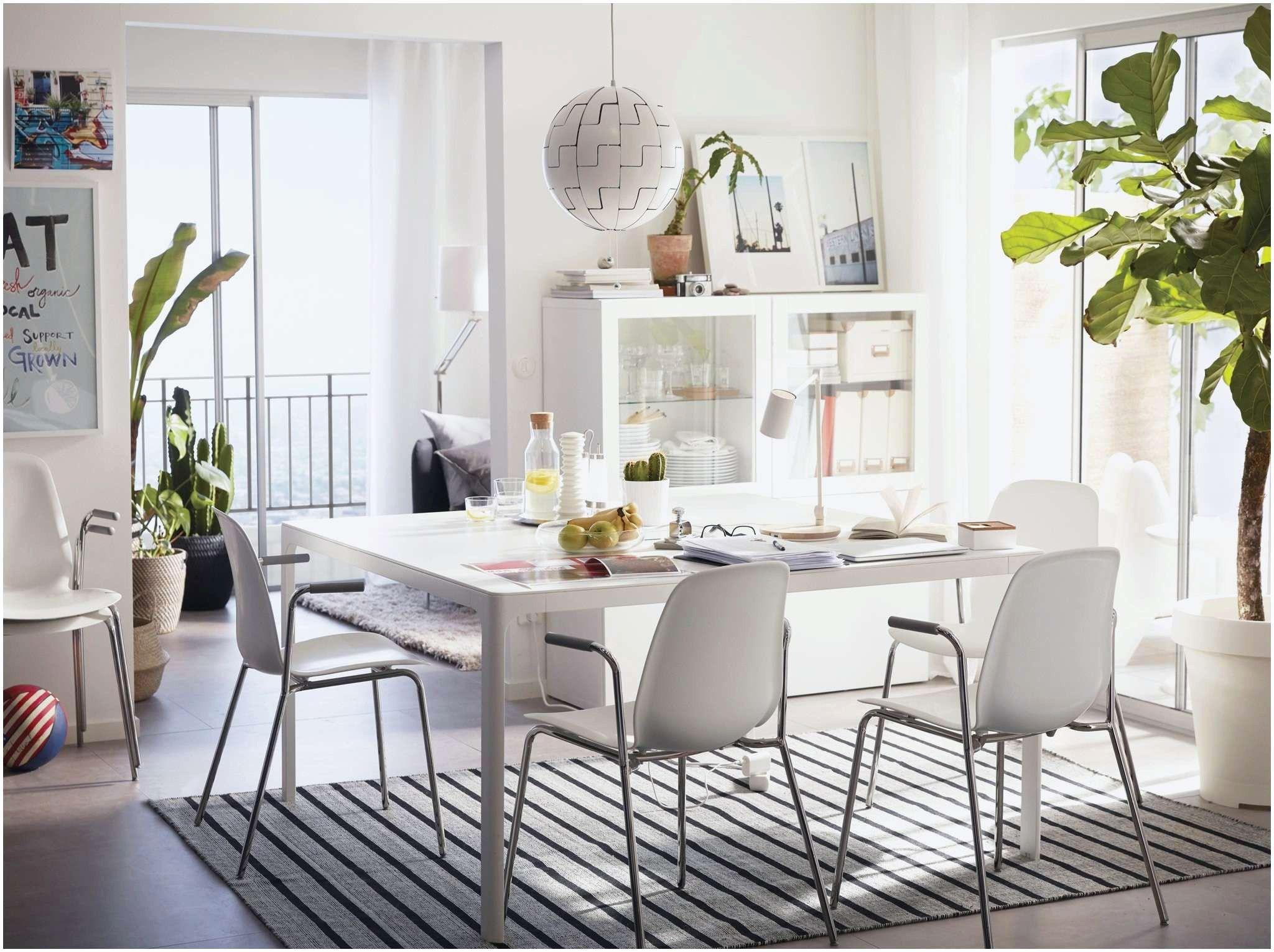 Elegant Table De Salle A Manger En Verre Ikea Di 2020 Furnitur Ruang Makan Set Ruang Keluarga Ruang Makan