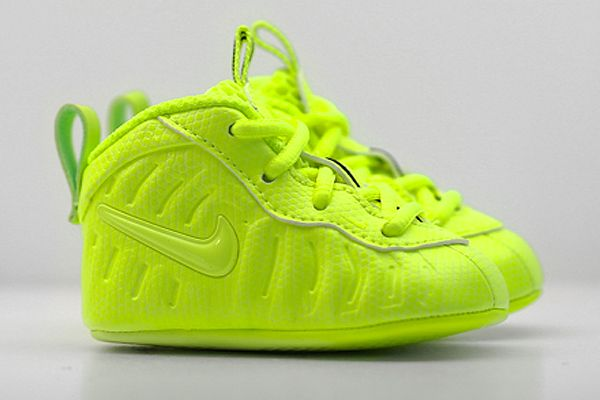 Baby Nike Foamposite Volt Release Date TheShoeGame