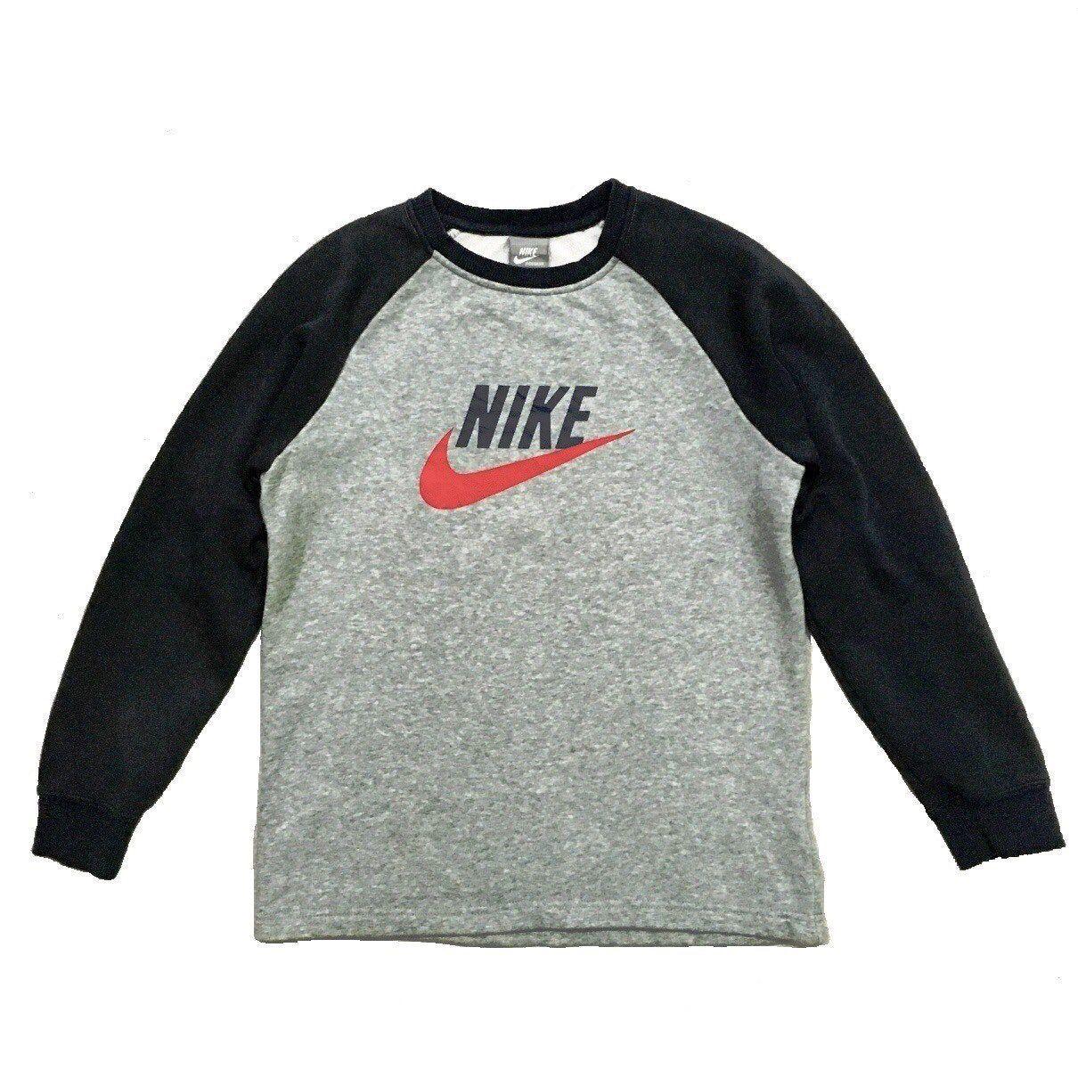 Excited To Share This Item From My Etsy Shop Nike Swoosh Big Logo Raglan Sweatshirt Women S S M Sweatshirts Raglan Sweatshirts Sweatshirts Women [ 1210 x 1210 Pixel ]