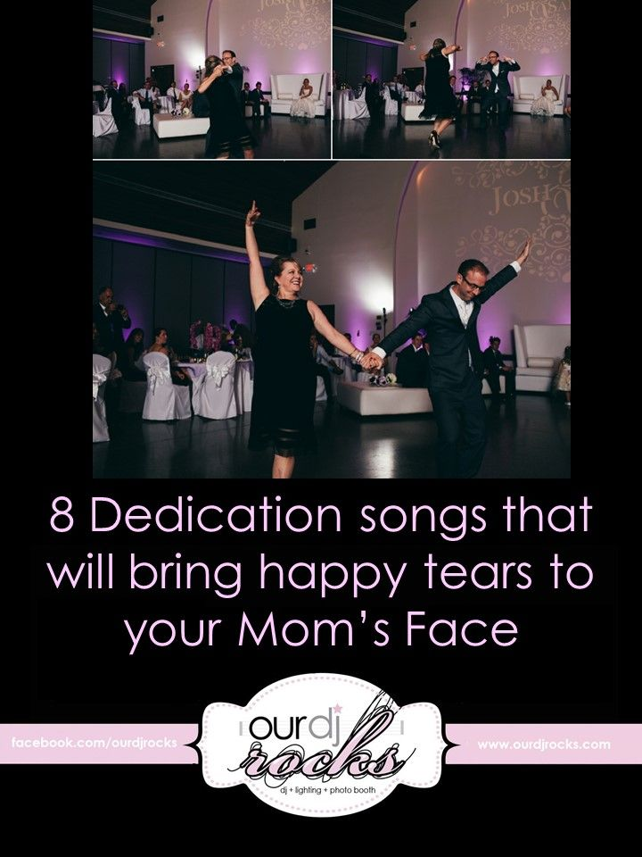 Wedding Songs Wedding Reception Songs Mother Son Songs Parents