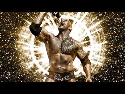 2011-2015: The Rock 24th WWE Theme Song -