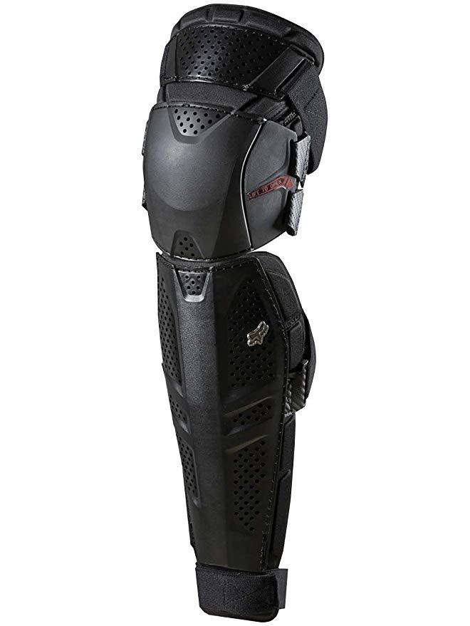 BLACK Fox Racing 2019 Titan Sport Knee//Shin Guards