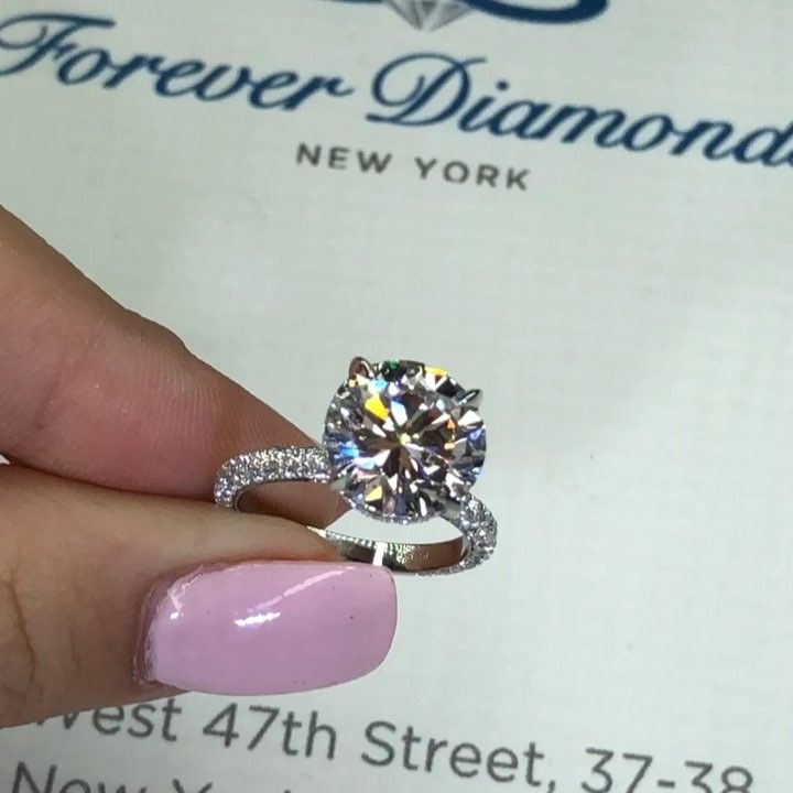 Pin By Qurian Davis On Engagement Rings Dream Engagement Rings Stylish Engagement Rings Forever Diamonds Ny