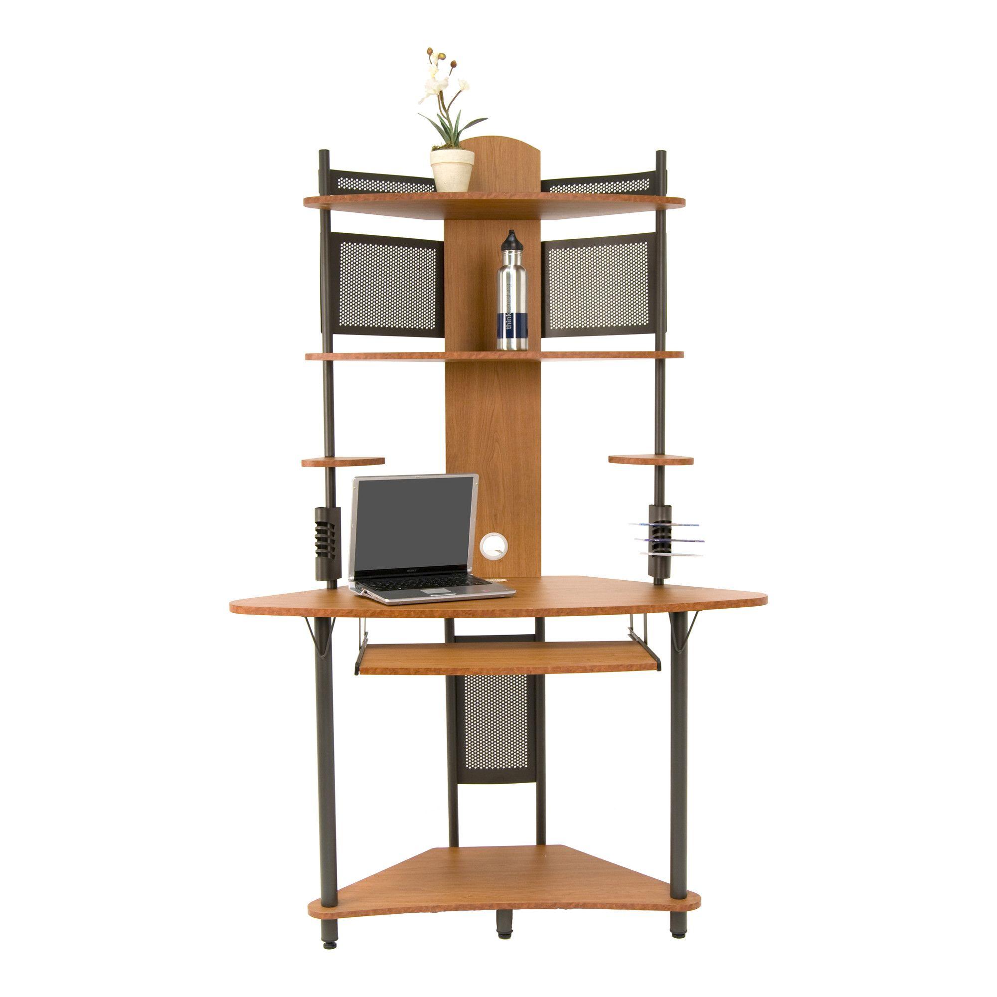 Studio Designs Arch Tower Computer Desk & Reviews