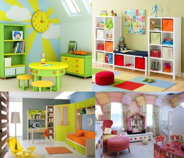 home ideas decor kids Kids Room Décor Innovative Ideas to Add a