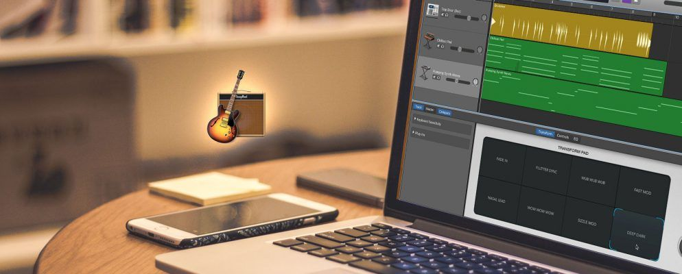 How to use garageband and free music loops to create your