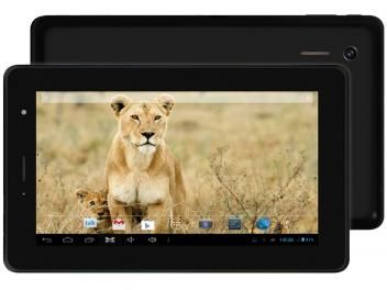 """Tablet Phaser Kinno PC 205 8GB Tela 7"""" 3G Wi-Fi - Android 4.2 Proc. Dual Core Câm. 2MP + Frontal"""