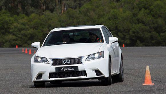 Lexus GS350 F Sport   Winner Best Large Car Over $60,000, Australiau0027s Best  Cars
