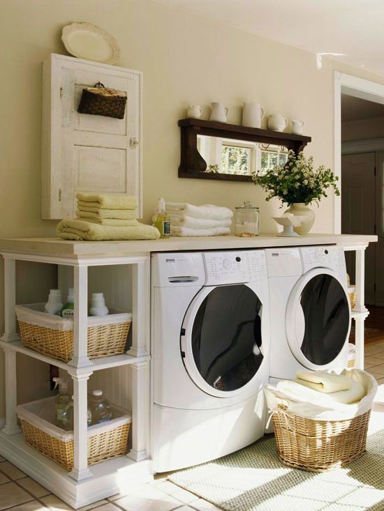 Design Your Own Laundry Room: Laundry Room Design, Laundry
