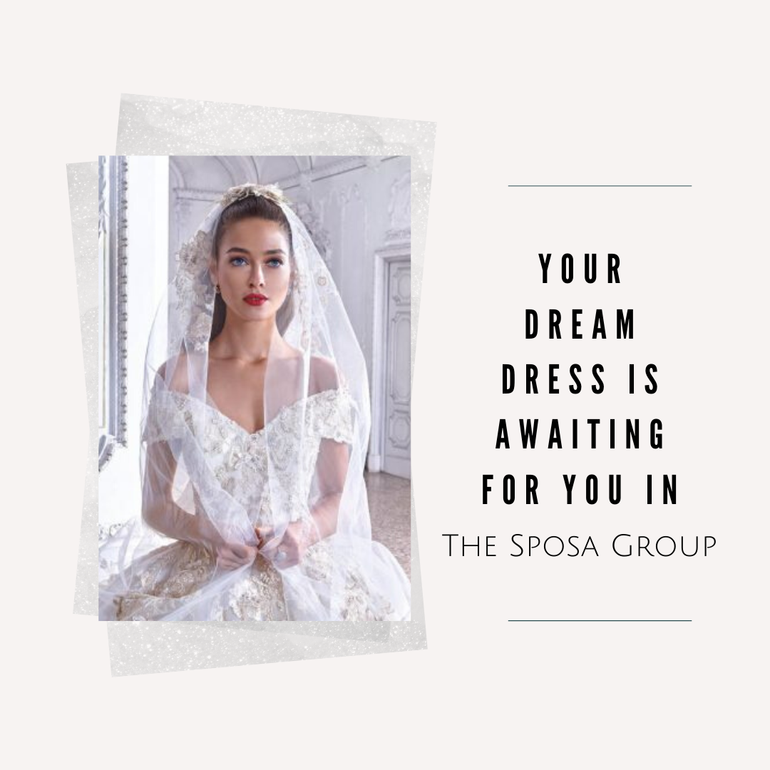 We Have So Many Charming Dresses That Are Waiting For You Come Find Your Dream Dress With Us Sposabride Bride Insta Wedding Wedding Gowns Online Wedding