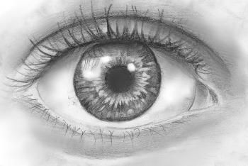 How To Draw An Eye In Pencil Step By Step Eyes People Free Online Drawing Tutorial Added By Artistperson95 Apri Eye Drawing Realistic Eye Drawing Eye Art