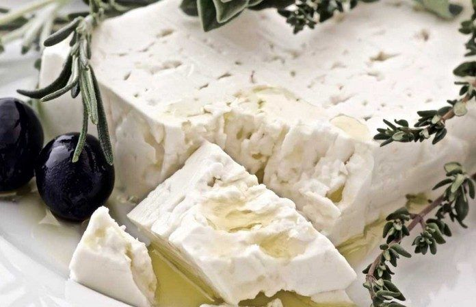 Greece's most famous cheese and why some consider Feta the healthiest cheese in the world!