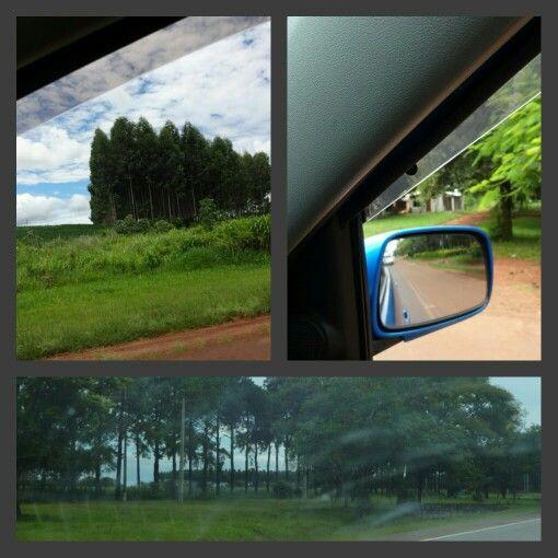 #Turismoparaguay camino a la capital Asunción #Paraguay disfrutando de la familia #calidaddevida #negociosonline #desdecualquierlugar