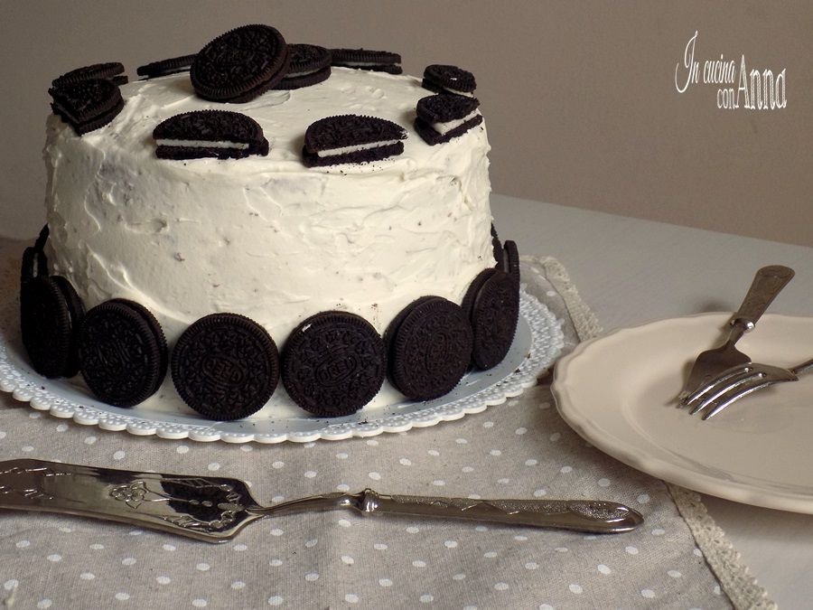 Famoso TORTA OREO (oreo cake) | Oreo, Biscotti and Cake ON58
