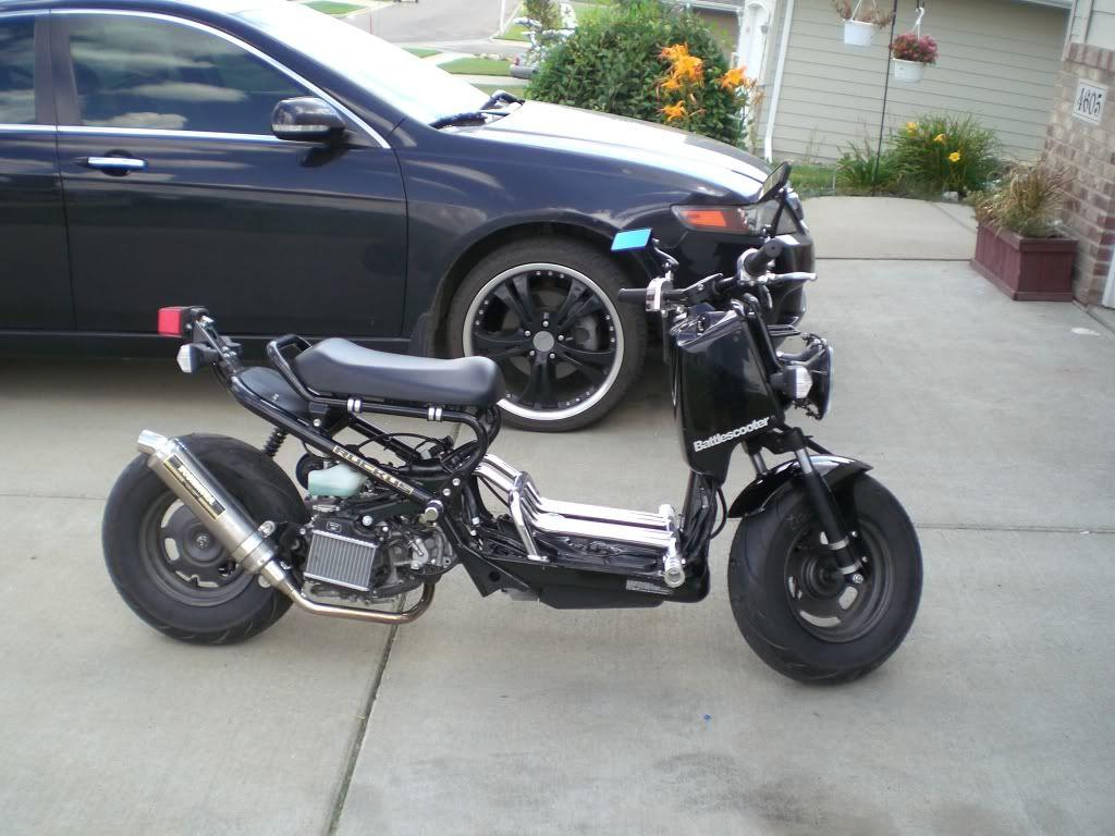 Ziemlich Honda Ruckus Rahmen Ideen - Benutzerdefinierte Bilderrahmen ...